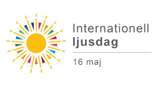 16 maj - Internationella Ljusdagen